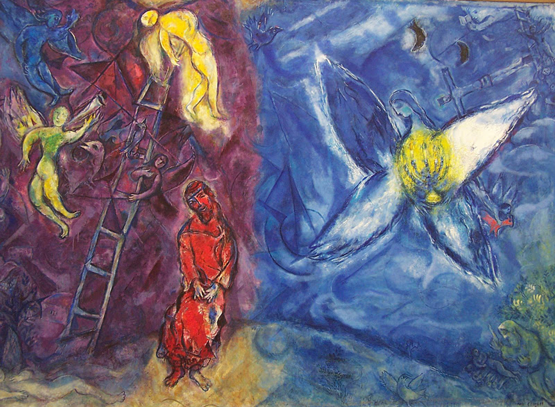 Jacob's Dream_ Chagall